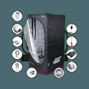 KIT DARK BOX , Kit Dark Box 120 Lavender