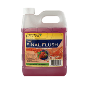 Final Flush fresa Grotek