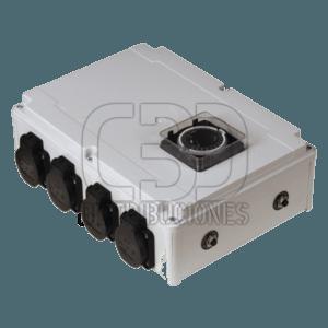 Temporizador 8 X 600 W ECO
